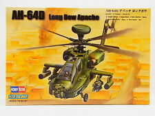 Lot 32406 | hobby Boss 87219 ah-64d Long Bow Apache kit 1:72 nuevo en OVP