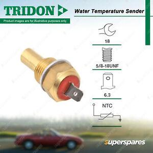 Tridon Water Temperature Gauge Sender for Jaguar Sovereign XJ6 XJ12 XJR XJS