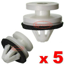 LAND ROVER DISCOVERY 3 REAR WHEEL ARCH TRIM CLIPS PLASTIC FLARE EXTERIOR LR3