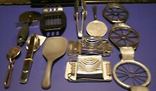 Make Offer Miscellaneous Vintage and Otherwise Stainless Kitchen Gadgets &Tools