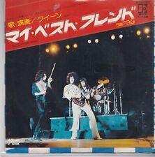 Queen-Youre My Best Friend vinyl single Japan