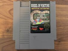 Wheel of Fortune (Nintendo Entertainment System, 1988) NES - Works