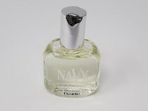 Navy for Men By Dana Mini Eau De Cologne.5 oz /15 ml Miniature