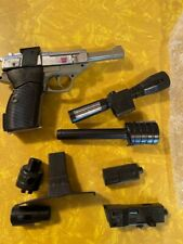 1984 Vintage G1 Transformers KO Megatron with Scope complete for parts, Motu,