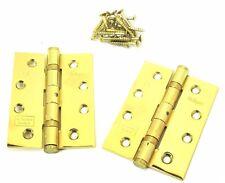 CUSCINETTO A SFERE IN ACCIAIO ECLIPSE Cerniera 102 x 76x 3 mm Confezione da 2 PORTE ARMADI 14933