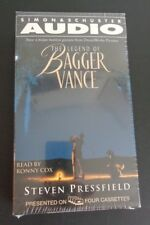 THE LEGEND OF BAGGER VANCE Pressfield (2000, Cassette, Abridged) NEW Audiobook