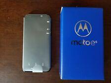 "New listing Motorola Moto E6 Xt2005-5 Pafg0014Us 16Gb 4G Lte Factory Unlocked 5.5"" Visible"