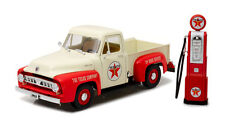 1953 Ford F-100 & Vintage Gas Pump 1 18 Greenlight 12991
