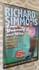 New Richard Simmons Love Yourself And Win Exercise DVD 2006 Weight Loss !!!