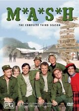 MASH : COMPLETE Season 3 BOXED 3 Disk Set