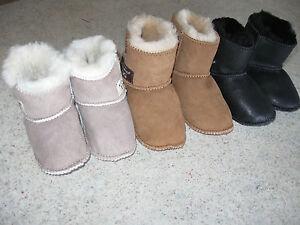 New Kangroo Ugg Australian genuine 100%  Sheepskin  baby boots size-L / M / S