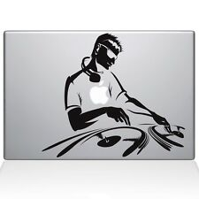 DJ Macbook decal - Laptop stickers