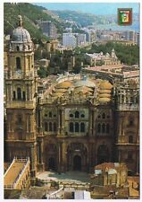 THE CATHEDRAL - MALAGA COSTA DEL SOL SPAIN - POSTCARD  # 7