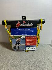 "Hydroslide 1-Section Water Ski Rope Ps200 75 ft Length with 12"" Handle New"