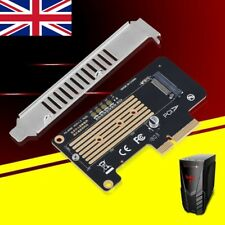 M.2 NVME/NGFF SSD to PCI-E Express X4 X8 X16 Expansion Converter Adapter Card