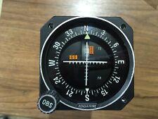 Bendix King KI-204 VOR/LOC/ILS Indicator 066-3034-02 CDI