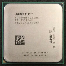 AMD fx-9590 Vishera 8-Core 8x 4.7 GHz SOCKET am3+ fd9590fhw8khk