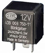 4DB 003 750-711 HELLA Flasher Unit