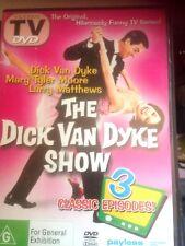 CLASSIC TV -THE DICK VAN DYKE SHOW - DVD