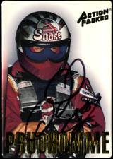 Don Prudhomme Action Packed NHRA Authentic Hand Signed Autographed Trading Card
