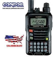 YAESU VX-6R Handheld Receiver 3 band Transmiter VX-6R   FM.UHF and VHF