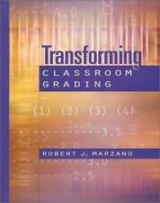 Transforming Classroom Grading Robert Marzano Teaching Student Performance