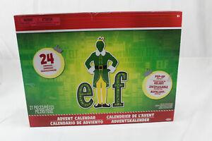 2020 Buddy The Elf Movie Film Christmas Advent Calendar Papa Jovie Narwhal Santa