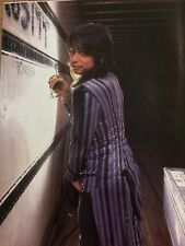 Aerosmith, Steven Tyler, Full Page Vintage Pinup
