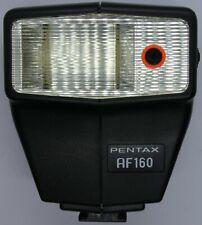 Vintage Pentax AF160 Automatic Electronic Flash Unit