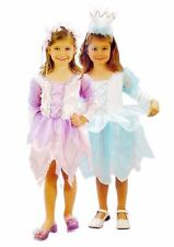 Girls Disney Pink or Blue Fairy-tale Princess Toddler World Book Party Costume