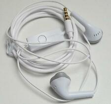 Samsung Galaxy S2 S3 Genuine Handsfree Headphones / Earphones White EHS61ASFWE