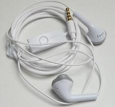 Samsung Galaxy S2 S3 Genuine Handsfree Headphones / Earphones White EHS61ASFWE