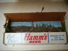 Vintage Hamms Beer Sign from Baltimore