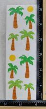 Mrs Grossman PALM TREES & SUN Stickers