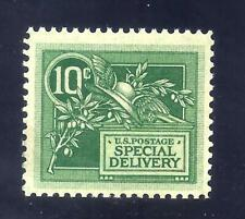 US Stamps - #E7 - MH - 10 cent 1908 Special Delivery Issue - CV $65