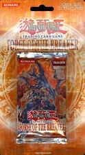 YUGIOH FORCE OF THE BREAKER BLISTER 12 BOX CASE BLOWOUT CARDS