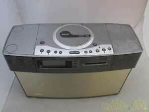 Bose VIA VIRTUAL IMAGING ARRAY Stereo music system universal player MDLP