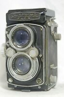 Olympusflex TLR Film Camera SN106016 w/F.Zuiko F.C. 7.5cm F/2.8 Lens *As-Is*