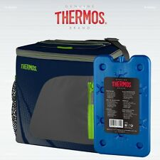 Thermos Radiance Cool Bag - 24 Can Navy + 1x400g Freeze Board