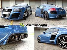 Audi TT 8N Tuning Bodykit R8 Diffusor V1