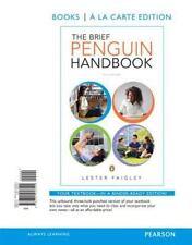 The Brief Penguin Handbook, Books a la Carte Edition by Lester Faigley (2014, Ri
