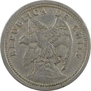CHILE - 20 CENTAVOS - 1932 - ANDEAN CONDOR