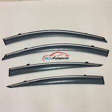 For Acura TL 2009 - 2014 Car Window Sun Rain Visors Vent Shade Deflector Guard