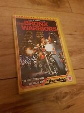 Bronx Warriors  DVD Pre-owned VGC. Cover is reversible with alternative artwork.