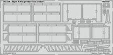 Eduard 1/35 pz. Kpfw. VI Ausf. e Tiger I Mid-producción defensas # 36276