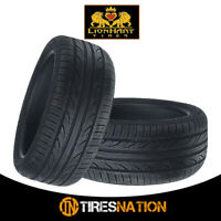 (2) New Lionhart LH-503 245/40R18 97W Ultra High Performance All-Season Tires