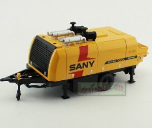 1:28 SANY HBT90C CONCRETE PUMP Diecast Old version model