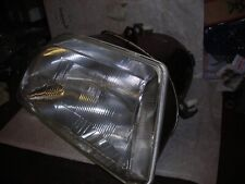 Citroen CX series 2 single optic head lamp light very rare left hand new