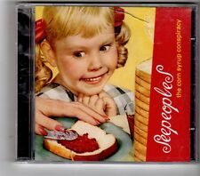 (HK341) Seepeople, The Corn Syrup Conspiracy - 2004 Sealed CD