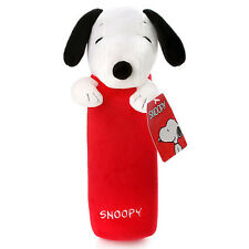 Cute Standing Snoopy Plush Type Pencil Case Pen Bag Stationery Organizer Peanuts